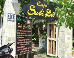 Cafe Suối Đá