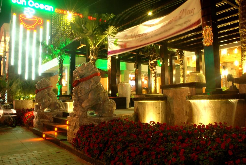 Nhà hàng Cafe SunOcean