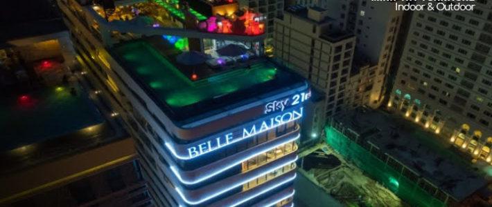Minh Thy Furniture cung cấp sofa giả mây, ghế mây nhựa, ghế hồ bơi nhựa giả mây, bàn ghế bar mây nhựa cho Khách sạn Belle Maison Parosand Đà Nẵng