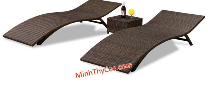 Video hướng dẫn đan ghế hồ bơi MT429 tại xưởng đan mẫu Minh Thy Furniture